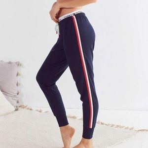 Tommy Hilfiger Navy Athletic Jogger Pants Small